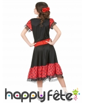 Déguisement de danseuse espagnole pour enfant, image 3