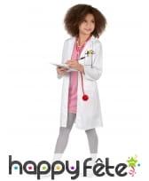 Déguisement de doctoresse pour enfant, image 1