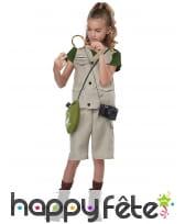 Déguisement d'explorateur pour enfant, image 1