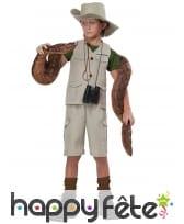 Déguisement d'explorateur pour enfant, image 2