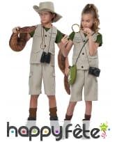 Déguisement d'explorateur pour enfant, image 3
