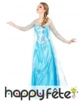 Déguisement de Elsa pour femme adulte, image 1