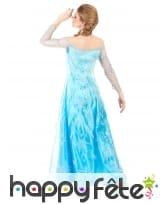 Déguisement de Elsa pour femme adulte, image 2