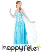Déguisement de Elsa pour femme adulte, image 3
