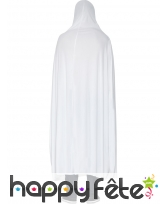 Déguisement de fantôme blanc traditionnel, image 1