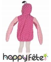 Déguisement de flamant rose en peluche pour enfant, image 3