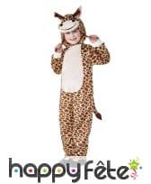 Déguisement de Girafe pour tout petit