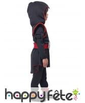 Déguisement de guerrière ninja pour fille, image 2