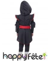Déguisement de guerrière ninja pour fille, image 3