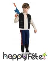 Déguisement de Han Solo pour enfant, Star Wars