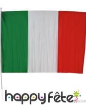 Drapeau d'Italie de 60x90 cm