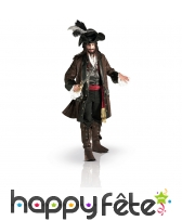 Déguisement de Jack Sparrow collector