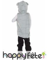 Déguisement de Koala pour enfant, avec capuche, image 2