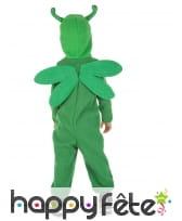 Déguisement de libellule verte pour enfant, image 1