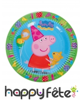 Décoration de Peppa Pig pour table, image 1