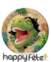 Décorations dinosaure pour table d'anniversaire, image 1