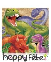 Décorations dinosaure pour table d'anniversaire, image 4