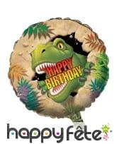 Décorations dinosaure pour table d'anniversaire, image 11