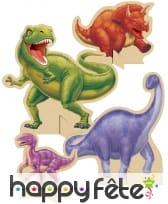 Décorations dinosaure pour table d'anniversaire, image 12