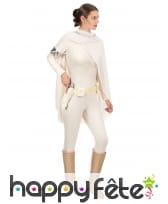 Déguisement de Padmé pour femme, Star-Wars, image 1