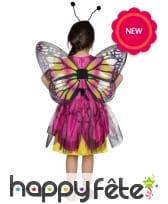 Déguisement de papillon pour fille, image 1