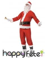 Déguisement de Père Noël complet, premier prix, image 1