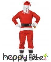 Déguisement de Père Noël complet, premier prix, image 2