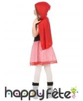 Déguisement de petit chaperon rouge pour fille, image 3