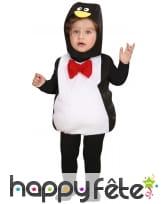 Déguisement de petit pingouin pour bébé