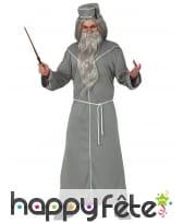 Déguisement de professeur de magie pour homme