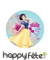 Disque des princesses Disney de 14,5 cm en azyme, image 1