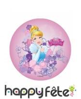 Disque des princesses Disney de 14,5 cm en azyme, image 3