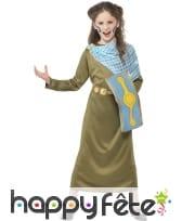 Déguisement de reine Boudica pour enfant