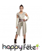 Déguisement de Rey pour femme adulte, luxe