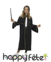 Déguisement de sorcier magicien pour enfant, image 1
