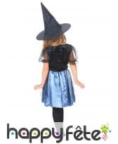 Déguisement de sorcière étoilée pour enfant, image 2