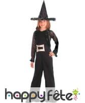 Déguisement de sorcière marabout enfant