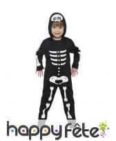 Déguisement de squeleton pour enfant