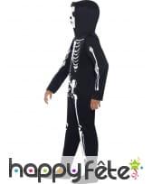 Déguisement de squelette pour enfant, image 2