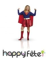 Déguisement de Super Girl adulte