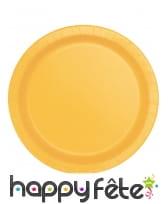 Déco de table jaune, image 3