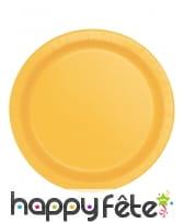 Déco de table jaune, image 4
