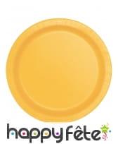 Déco de table jaune, image 5