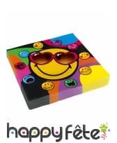 Déco de table Smiley World pour anniversaire, image 4
