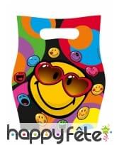 Déco de table Smiley World pour anniversaire, image 7