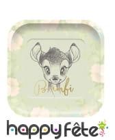 Décoration de table Bambi et ses amis, image 3
