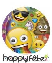 Décoration de table Emoji party, image 1