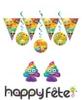 Décoration de table Emoji party, image 6
