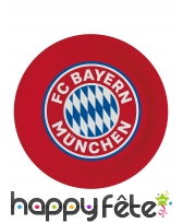 Décoration de table FC Bayern Munich, image 1