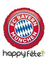 Décoration de table FC Bayern Munich, image 2